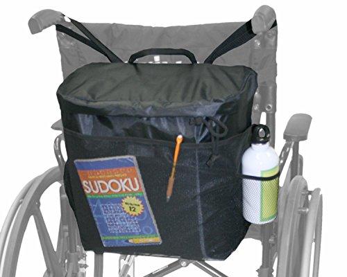 LAMINET Wheelchair Backpack - Black
