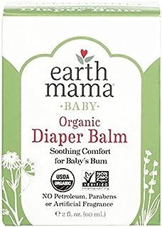 Earth Mama  Bottom Balm, 2 oz (Four Pack)