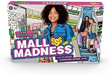 Hasbro Gaming Mall Madness Board Game