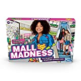 Hasbro Gaming Mall Madness Game, Talking Electronic Shopping Spree Board Game for Kids Ages 9 and Up, for 2 to 4 Players