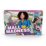 Hasbro Gaming Mall Madness Game, Talking Electronic Shopping...