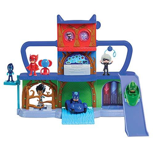 Giochi Preziosi PJ MASKS PJM06001, Gioco Super Pigiamini PJ Masks, Multicolore
