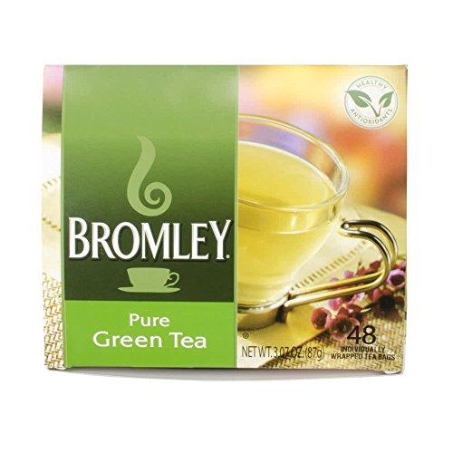 Bromley Pure Green Tea 48 ct