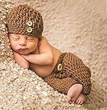 ximkee nette neonati Baby Baby Girl Crochet Costume Foto Fotografia Puntelli 0–6mesi