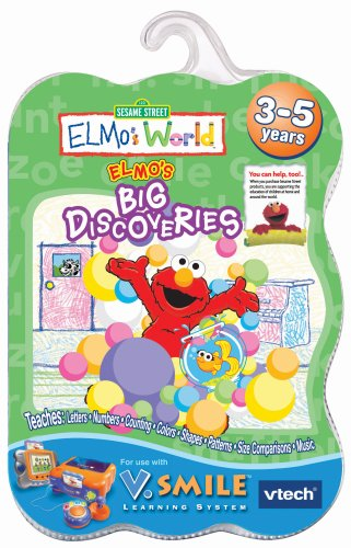 V.Smile Smartridge: Elmo