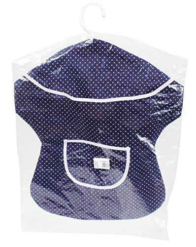 Eco WÄSCHEKLAMMERKLEID mit Bügel Wäscheklammerbeutel Klammerkleid Klammerbeutel 26 (Punkte)