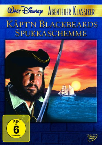 Käpt'n Blackbeards Spukkaschemme