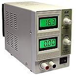 Labornetzgerät, regelbar, Digitalanzeige, 0-15V, 2A, stabilisiert