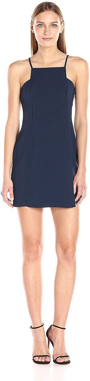35% OFF BCBGeneration Women's Square Popular overseas Neck Dress