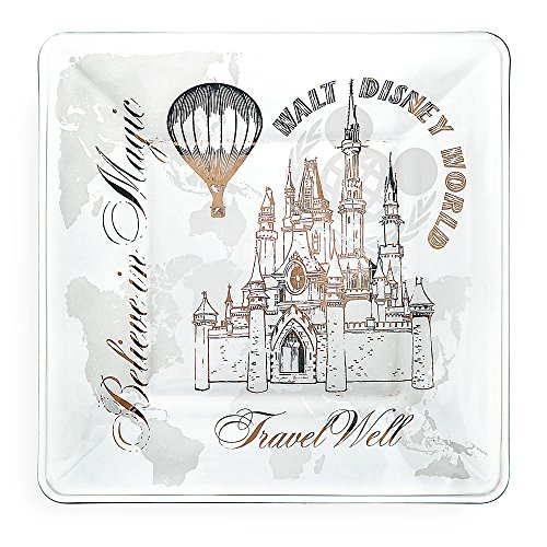 Walt Disney World Vintage Collection Dessert Plate
