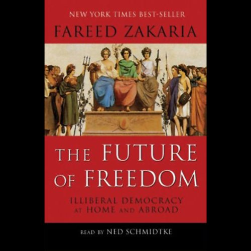 The Future of Freedom audiobook cover art