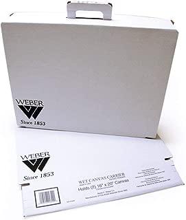 """Weber Wet Canvas Carrier 16x20"""""""