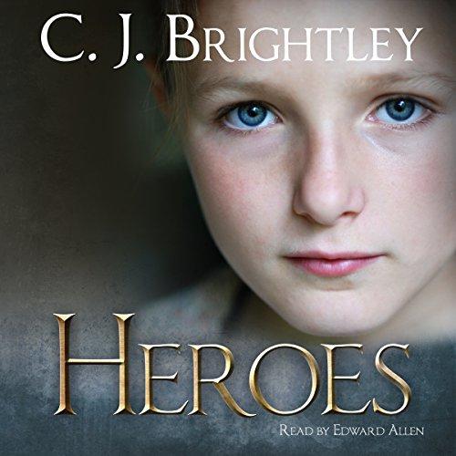 Heroes audiobook cover art