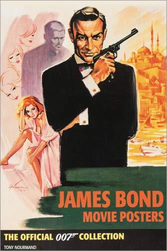 Posterlounge Stampa su Legno 20 x 30 cm: James Bond Collection di Entertainment Collection