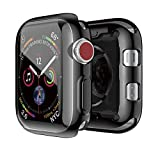 Myada Coque de Protection D'écran pour Apple Watch 42 mm iWatch Series 3 Soft HD Transparent Ultra mince TPU Tout Autour du Corps...