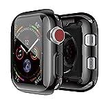 Myada Coque de Protection D'écran pour Apple Watch 42 mm iWatch Series 3 Soft HD Transparent Ultra mince TPU Tout Autour du Corps...