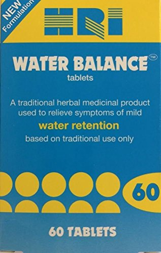 (2 PACK) - Hri Water Balance Tablets | 60s | 2 PACK - SUPER SAVER - SAVE MONEY