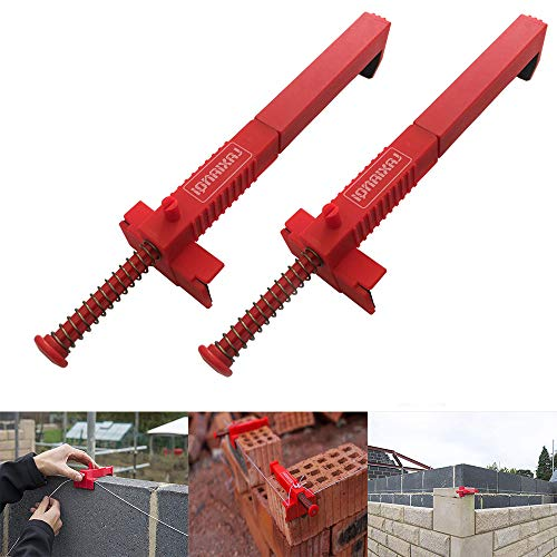 LXQ 7.9-9.4 Inch extended upgrade Brick Line Clips Line Runners Sold In Pairs