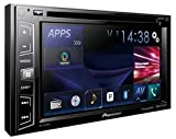 Pioneer AVH-X390BS Double Din Bluetooth in-Dash DVD/CD/Am/FM Car Stereo Receiver with 6.2 Inch Wvga Screen/Sirius Xm-Ready (Renewed)