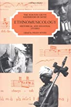 Ethnomusicology: Historical and Regional Studies (Norton/Grove Handbooks in Music)