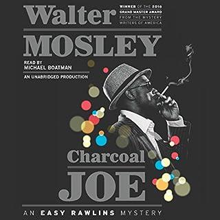 Charcoal Joe audiobook cover art