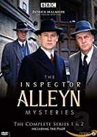 The Inspector Alleyn Mysteries - Complete Series including Pilot [2018]