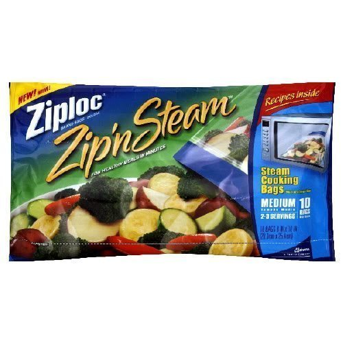 Top 10 steamer bags ziplock for 2021
