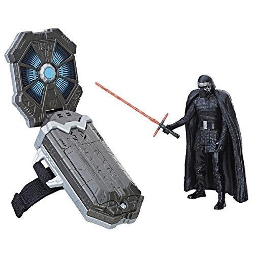 Hasbro Figura de ación de Star Wars (C1364100), Kit de iniciación de Force Link del Episodio 8 (de 9,5 cm Aprox.)