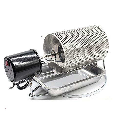 Haolv Kaffeeröstmaschine für den Heimgebrauch Aus Edelstahl 304, Haushaltskaffeeröster