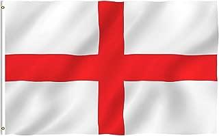 england flag canvas