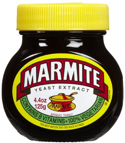 Marmite Yeast Extract (1 x 4.4 OZ)