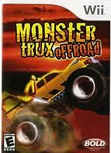 Monster Trux Offroad - Nintendo Wii