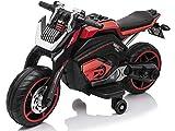 RIDE TRIKE Moto Batería 12v. Sport M1200 Roja