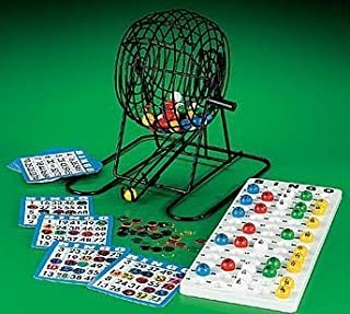 ULTIMATE BINGO CAGE SET: MEASURES 9 TALL