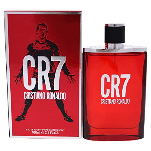 Cristiano Ronaldo CR7 Eau de Toilette for Him 1er Pack(1 x 100 ml)