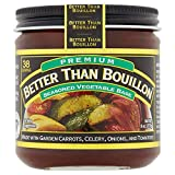 Better Than Bouillon Seasoned Vegetable Base, 8 oz