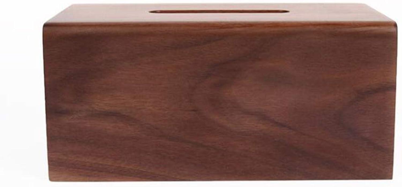 TX ZHAORUI Holzgewebebox Holzgewebebox Holzgewebebox 12  12  9.5cm für die Standard-Papier-Rechteckpapierhandspender Aufbewahrungsbox,C B07MN6RZ27 | Moderner Modus  a8b6ba
