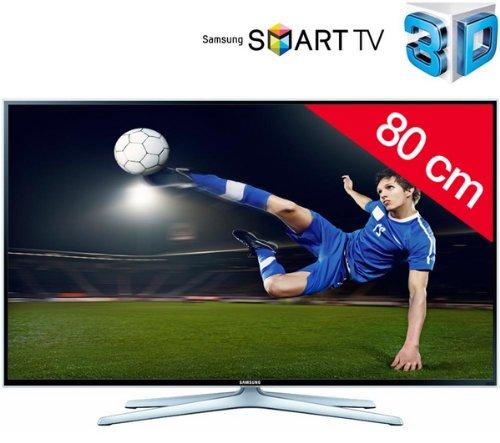 SAMSUNG UE32H6470 - Televisor LED 3D Smart TV + Tableta táctil ...