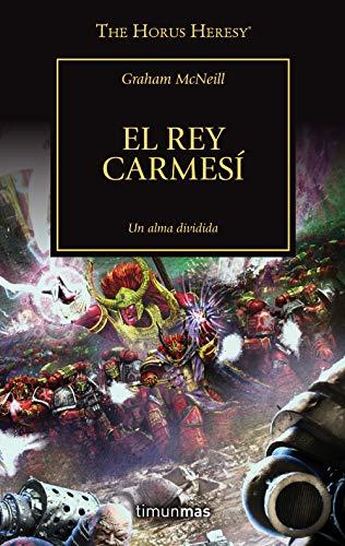 The Horus Heresy nº 44/54 El rey carmesí (Warhammer The Horus Heresy)