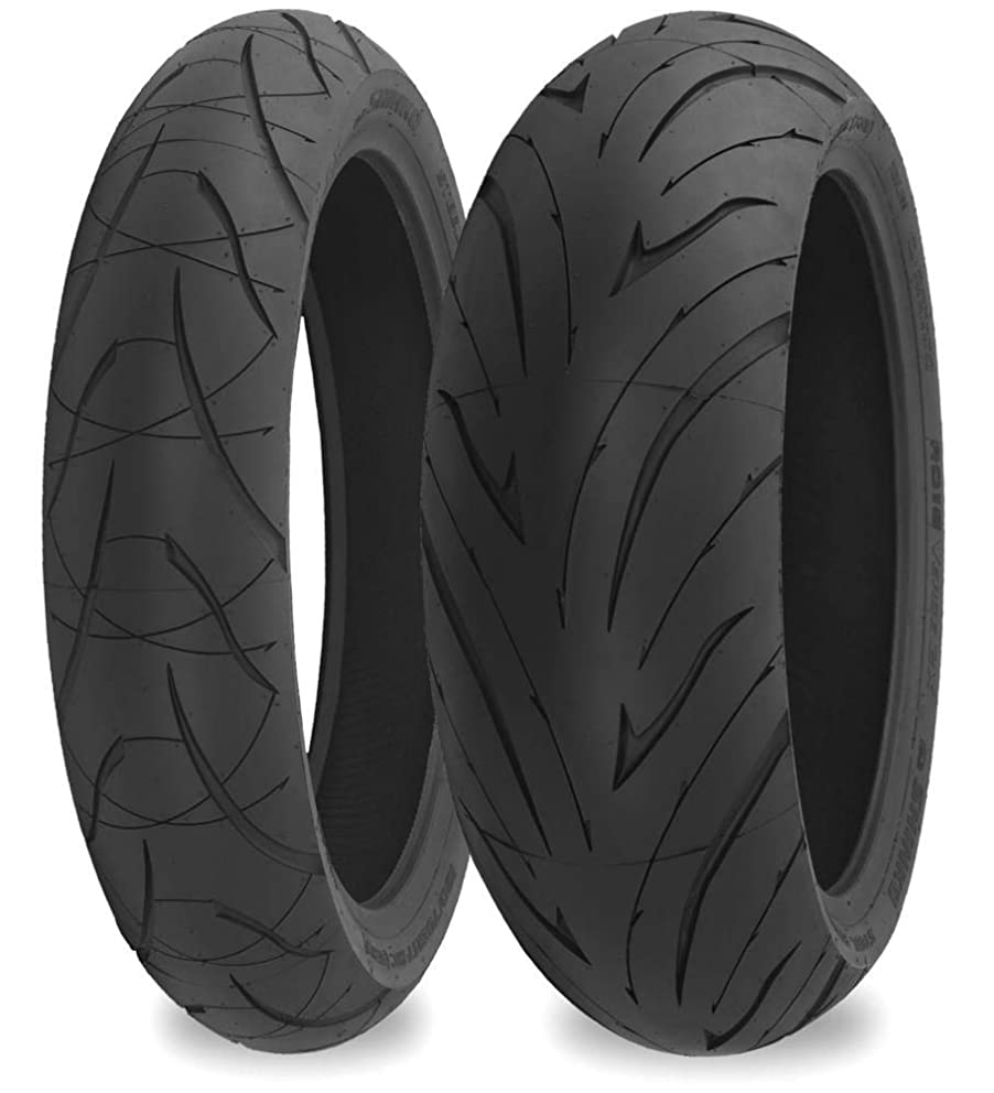 Shinko 016 Verge 2X Front Tire (120/70ZR-17)