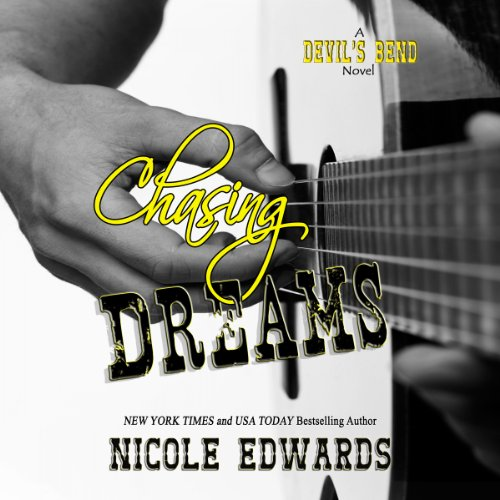 Chasing Dreams audiobook cover art