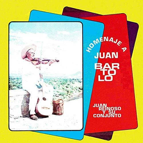 Juan Reynoso y su conjunto