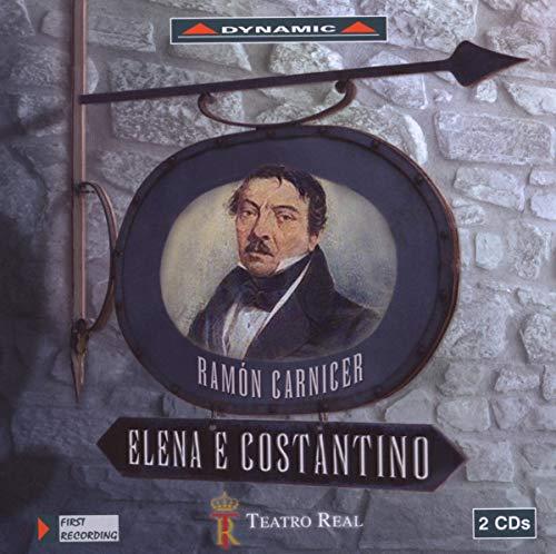 Carnicer: Elena e Constantino