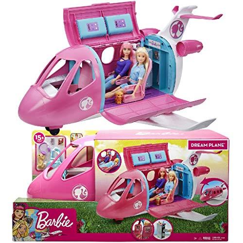 Barbie Dreamplane Playset Now $50.39