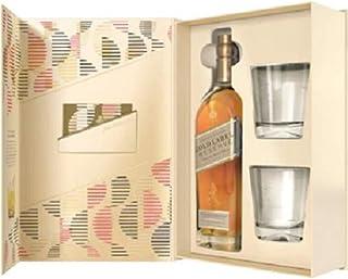 Johnnie Walker Gold Reserve Whisky Gift Pack, 700 ml