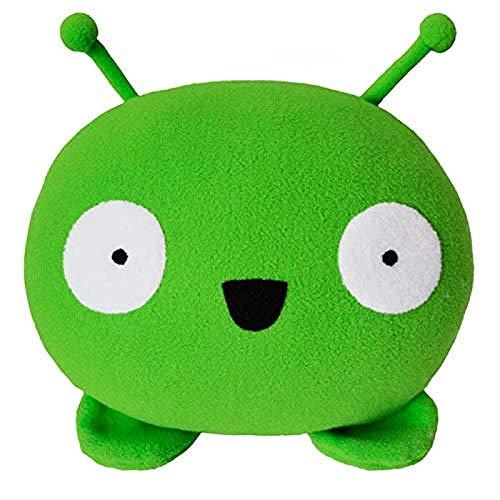 JJIAOJJ Stuffies Soft Toys - Figura de peluche para regalo de cumpleaños, diseño de ojos pequeños (color: pequeño)