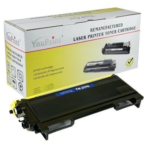 Brother toner TN-2000 voor HL-2030 2040 2070 remanufactured Youprint