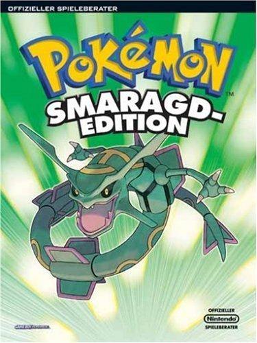 Pokémon Smaragd-Edition Offizieller Spieleberater von unbekannt (1000) Zubehör