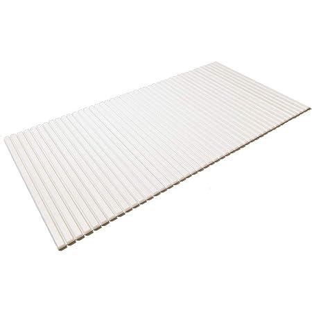東プレ シャッター式風呂ふた ホワイト 75×149cm L15