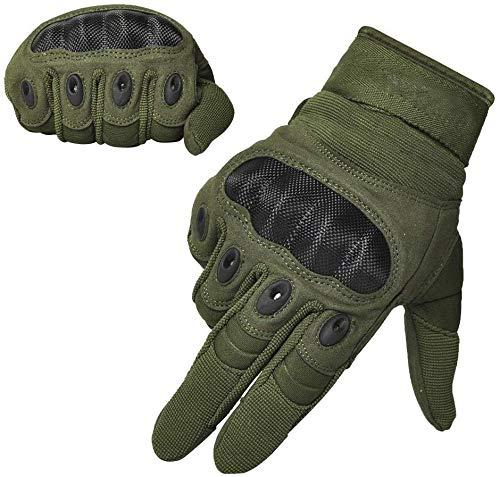 guantes tacticos fabricante HJY